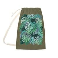 Monstera Monsters - laundry-bag - small view