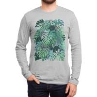 Monstera Monsters - mens-long-sleeve-tee - small view