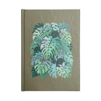Monstera Monsters - notebook - small view