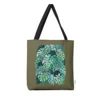 Monstera Monsters - tote-bag - small view