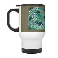 Monstera Monsters - travel-mug-with-handle - small view