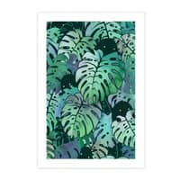 Monstera Monsters - vertical-print - small view