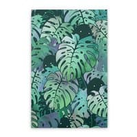 Monstera Monsters - vertical-stretched-canvas - small view