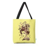 There's a dragon on Mount Fuji - tote-bag - small view