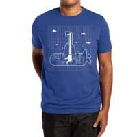 My little submarine. - mens-extra-soft-tee - small view