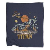Visit Scenic Titan - blanket - small view