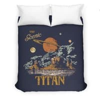 Visit Scenic Titan - duvet-cover - small view