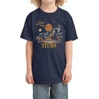 Visit Scenic Titan - kids-tee - small view