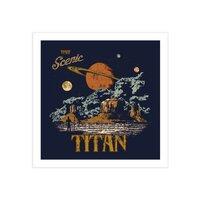 Visit Scenic Titan - square-print - small view