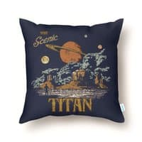 Visit Scenic Titan - throw-pillow - small view