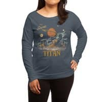Visit Scenic Titan - womens-long-sleeve-terry-scoop - small view
