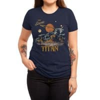 Visit Scenic Titan - womens-triblend-tee - small view