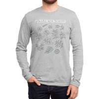 Plants are friends - mens-long-sleeve-tee - small view