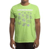 Plants are friends - mens-regular-tee - small view