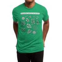 Plants are friends - mens-triblend-tee - small view