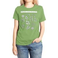 Plants are friends - womens-extra-soft-tee - small view