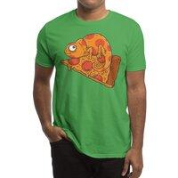 Pizza Chameleon - mens-regular-tee - small view
