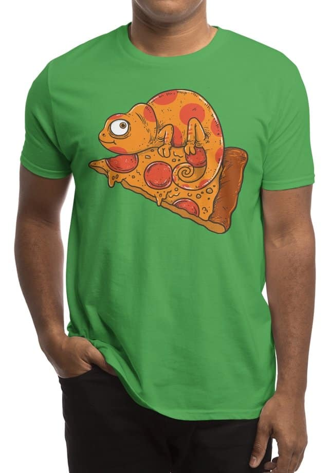 Pizza Chameleon
