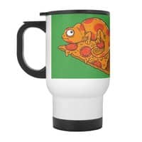 Pizza Chameleon - travel-mug-with-handle - small view