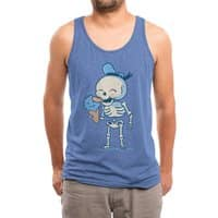 Summer vibes - mens-triblend-tank - small view