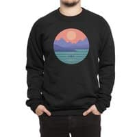 Peaceful Reflection - crew-sweatshirt - small view