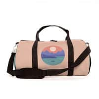 Peaceful Reflection - duffel-bag - small view