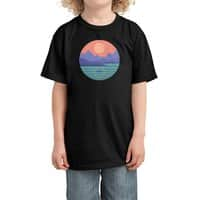 Peaceful Reflection - kids-tee - small view