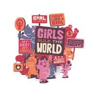 Girls Rule The World - small view