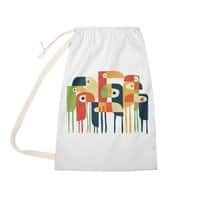 Tropical Toucan - laundry-bag - small view