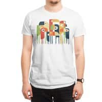 Tropical Toucan - mens-regular-tee - small view