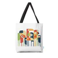 Tropical Toucan - tote-bag - small view