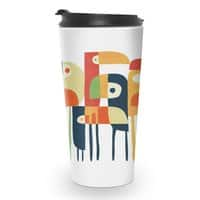 Tropical Toucan - travel-mug - small view