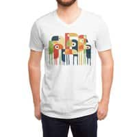 Tropical Toucan - vneck - small view