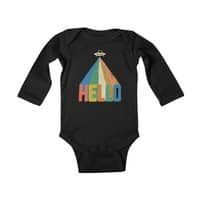 HELLO - baby-long-sleeve-bodysuit - small view