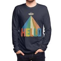 HELLO - mens-long-sleeve-tee - small view