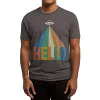 HELLO - mens-triblend-tee - small view