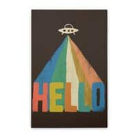 HELLO - vertical-stretched-canvas - small view