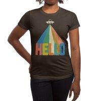 HELLO - womens-regular-tee - small view