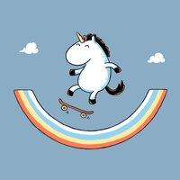 Rainbow Skate - small view