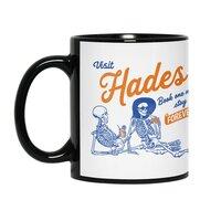 Visit Hades - black-mug - small view