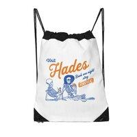 Visit Hades - drawstring-bag - small view