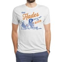Visit Hades - mens-triblend-tee - small view