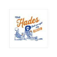 Visit Hades - square-print - small view