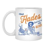 Visit Hades - white-mug - small view