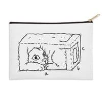 3D CAT - zip-pouch - small view