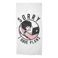 I have plans - beach-towel - small view