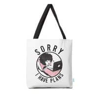 I have plans - tote-bag - small view