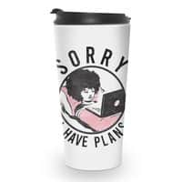 I have plans - travel-mug - small view