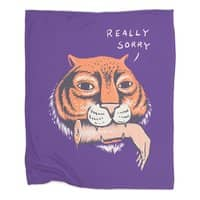 Really Sorry - blanket - small view