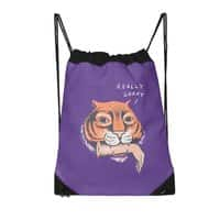 Really Sorry - drawstring-bag - small view